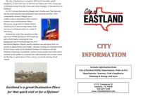 city of eastland booklet 3