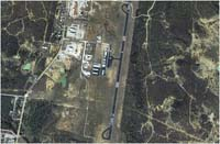 eastland airport aerial photo